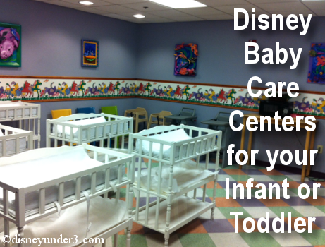 Disney Baby Care Centers