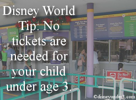 Disney Ticket Window