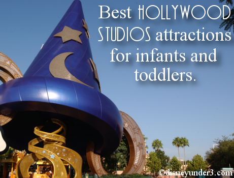 Hollywood Studios Attractions