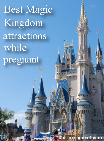 Pregnant at Magic Kingdom