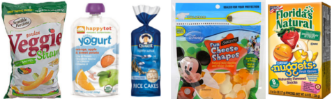 Healthy Toddler Snacks for Disney Parks
