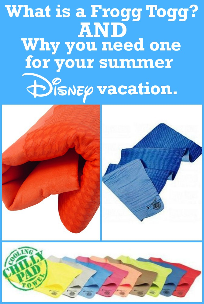 2015 Summer Disney Vacation: What is a Frogg Togg and why do you need one? by disneyunder3.com